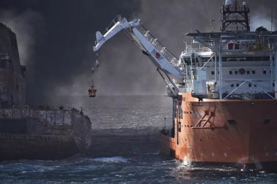 这支队伍2018年海上成功救助2261人 个个惊心动魄!