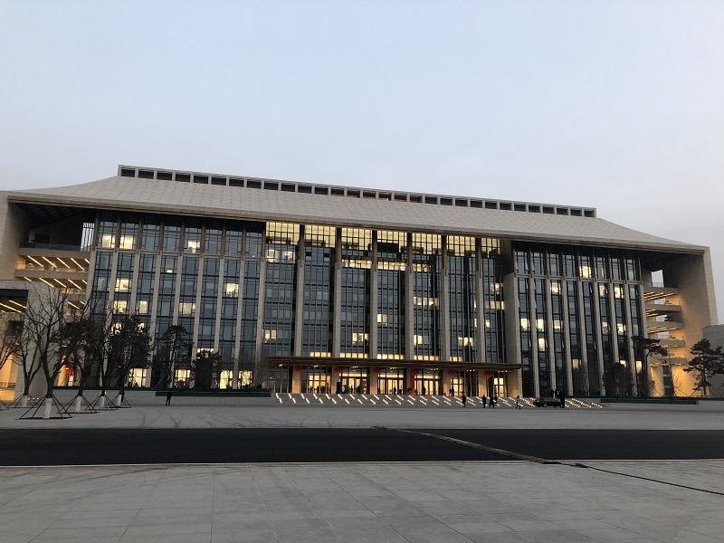 北京政府迁址通州 行政中心正式