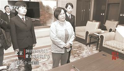 中央纪委三次全会与会人员谈专题片《红色通缉》