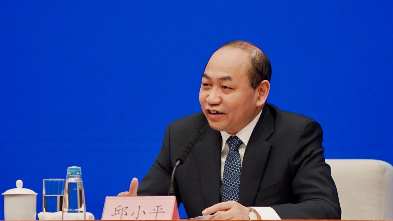 人力资源社会保障部副部长邱小平