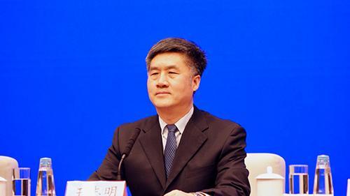 退役军人事务部办公厅主任、新闻发言人王志明