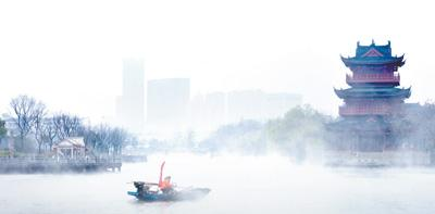 京杭大运河:运河流千年 碧水向未来