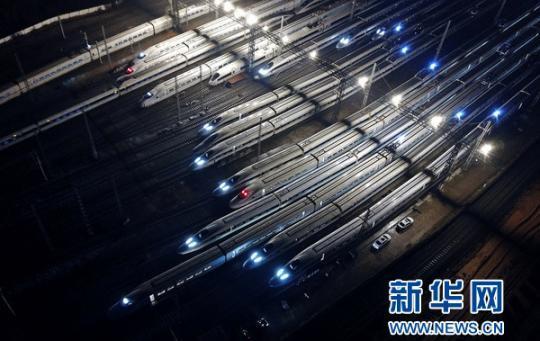 春运,向世界传递中国速度与温情