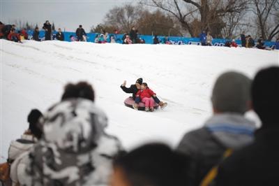 迎新春北京市属公园推出46项游园活动