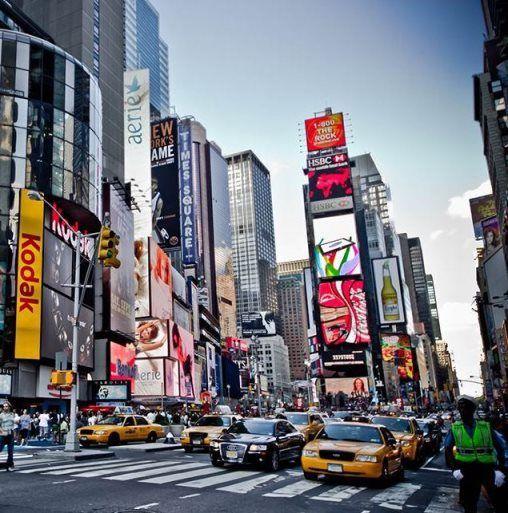 兰州将再次亮相纽约时代广场  新年展示全新城市形象