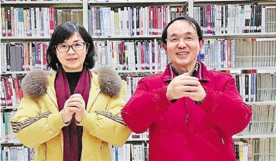 """杭州教师界""""神雕侠侣""""的寒假建议,请查收"""