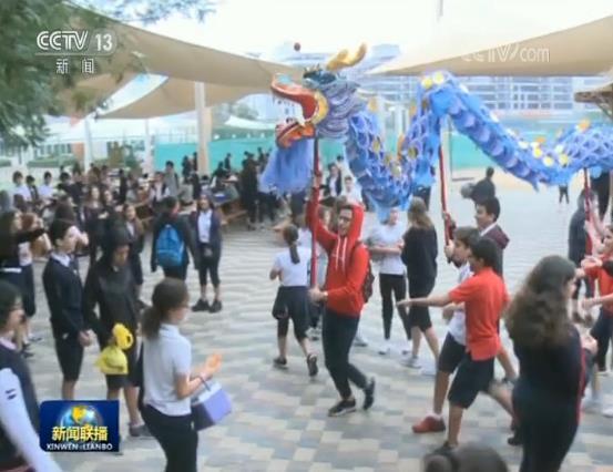 同庆中国年 海外活动精彩纷呈eland男装