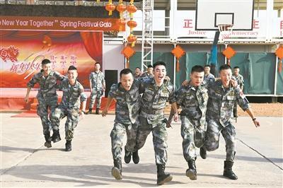 维和战地中国年炫舞购物卷