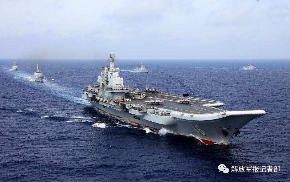外媒称中国辽宁舰将卖给巴基斯坦 专家:谣言!宁波理工图书馆