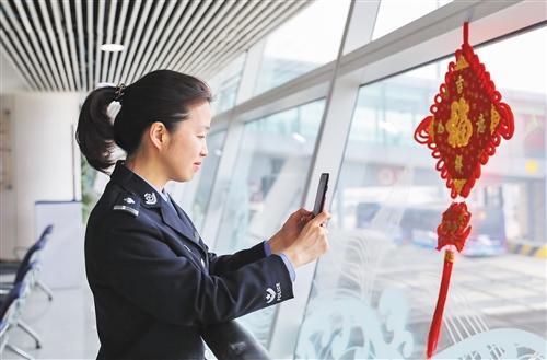 春节假期视频拜年火了