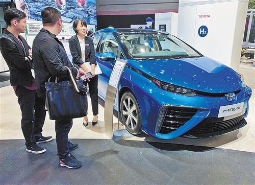 新科研成果发布 氢燃料电池汽车离我们还有多远