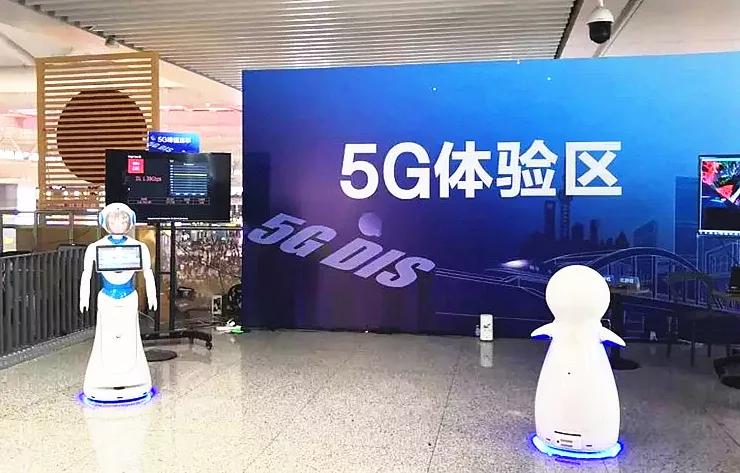 上海虹桥站启动建设5G网络 这些黑科技了解一下