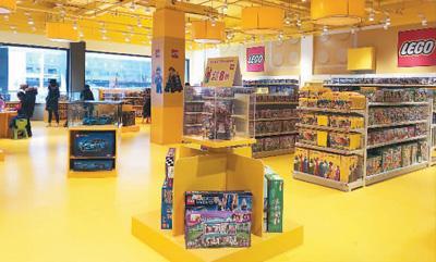 线上线下能买能退、传统超市变模样