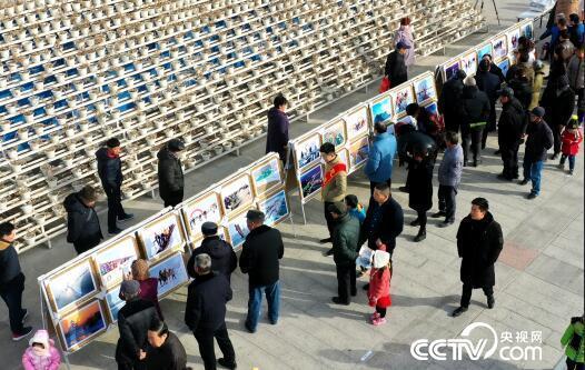 """新疆博湖:以""""画""""为媒 生态为景 绘就全域旅游新画卷"""
