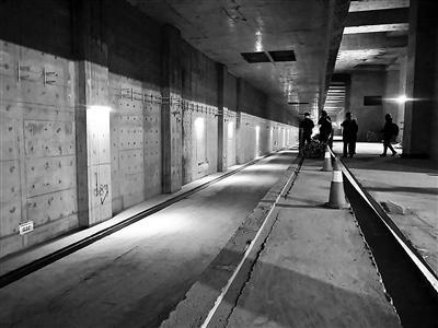 京雄城際新機場站主體結構全面完工