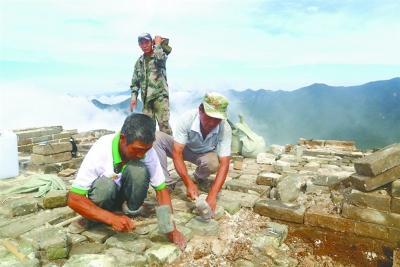 文物局计划修复长城近3000米