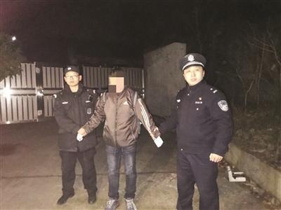 小偷出獄后苦練跑步 老地方行竊又被原先的民警追上