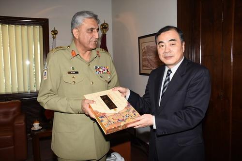 外交部副部长孔铉佑访问巴基斯坦 呼吁巴印尽快开展对话