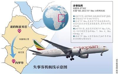 埃航客机坠毁8名中国乘客遇难 事故原因暂未查明