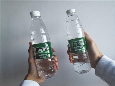 """""""怡慷""""饮用水商标失效仍在售 监管部门称将进一步调查"""