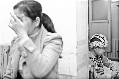 7岁儿童因车祸失明:看不见也不灰心 我还有手有脚