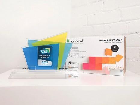 Nanoleaf 发布新品智能方块灯,已上线淘宝众筹