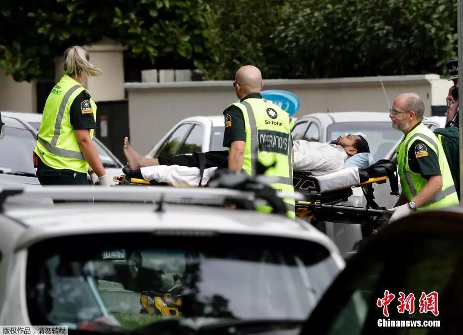 新西兰枪击已致49人死亡,嫌疑人直播了行凶过程…