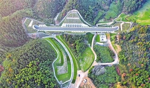 """长三角铁路沿线建设""""生态画廊"""""""