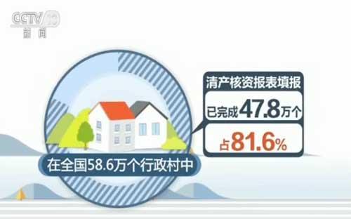农业农村部 农村集体资产年底将摸清家底
