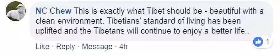 英国小姐姐到西藏 看得国外网友想讲明