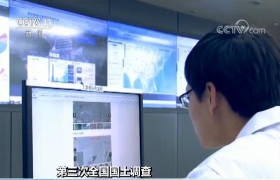 全國邊境視察科技感十足 一圖看全國 影像鑒別率