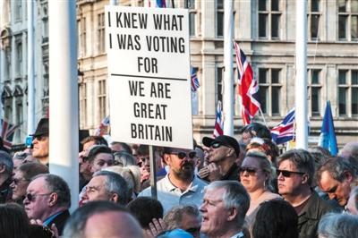"""英国下议院第三次否决""""脱欧""""协议"""