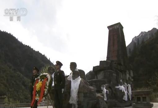 西藏:青山处处埋忠骨 川藏长眠十英雄