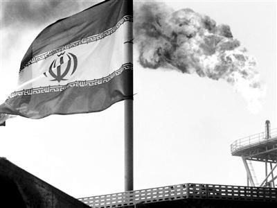 """美坚持要把伊朗原油出口""""降为零"""""""