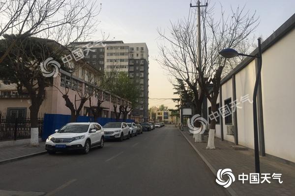 清明假期第二天北京天气宜出游 空气干燥祭扫需防火