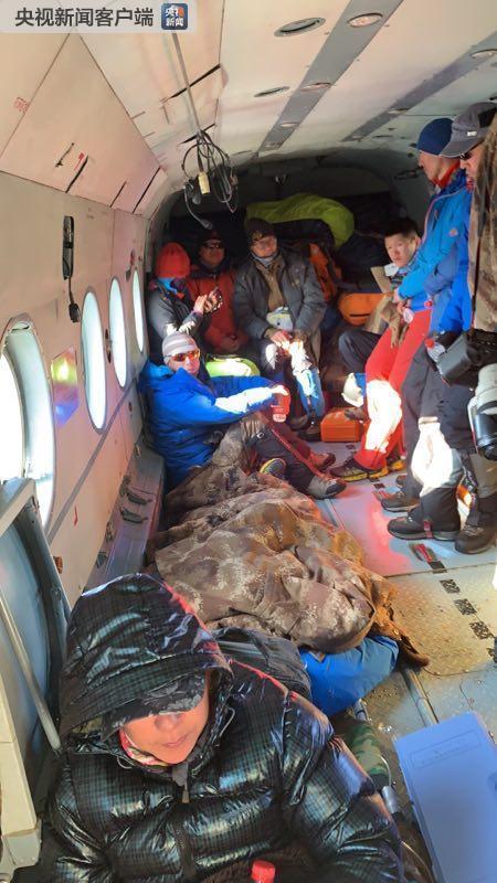 新疆昌吉山区发生雪崩 10名被困人员已全部获救