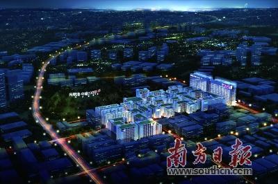 黄江以产业园为引领 提升实体经济创新力