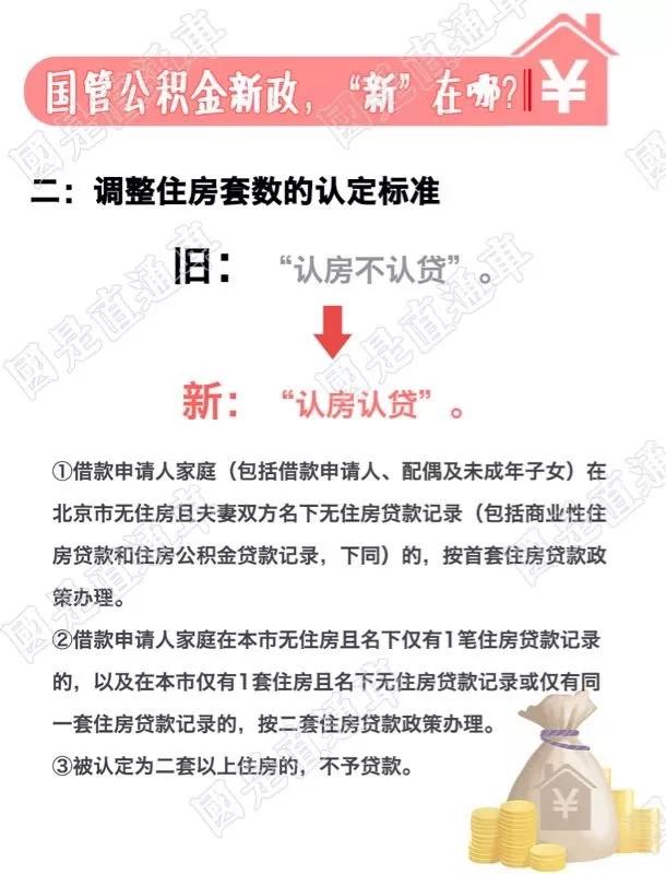 国管公积金新政正式执行 二套房认定等政策有调整冲上云霄2粤语 06