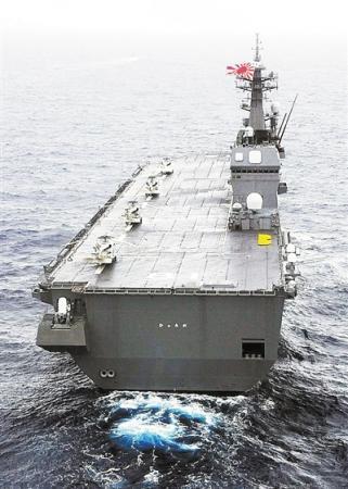 """轻型航母来袭!两栖攻击舰换""""新角色""""并不鲜见"""
