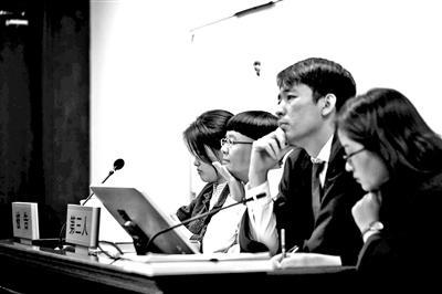 """""""金龟子""""商标案开庭 刘纯燕参加诉讼"""