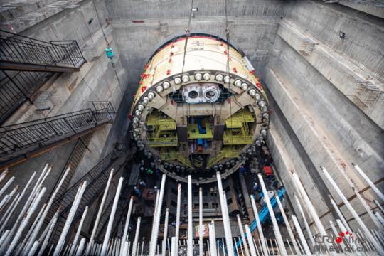 雅万高铁1号隧道进展如何?来施工现场看看