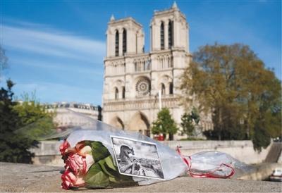 网友痛惜巴黎圣母院大火:遗憾以这种方