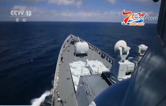 人民海军成立70周年 全力推动海军基层