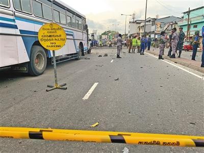 斯里兰卡爆炸近300人遇难5中国人失联