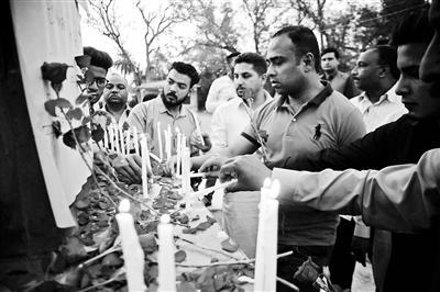 斯里兰卡连环爆炸5名中国公民失联