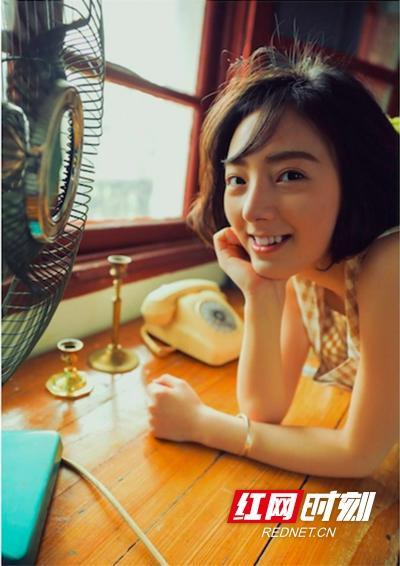 90后女演员文婕:只有表演才能让我感受