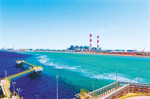沙特延布三期燃油电站高效推进