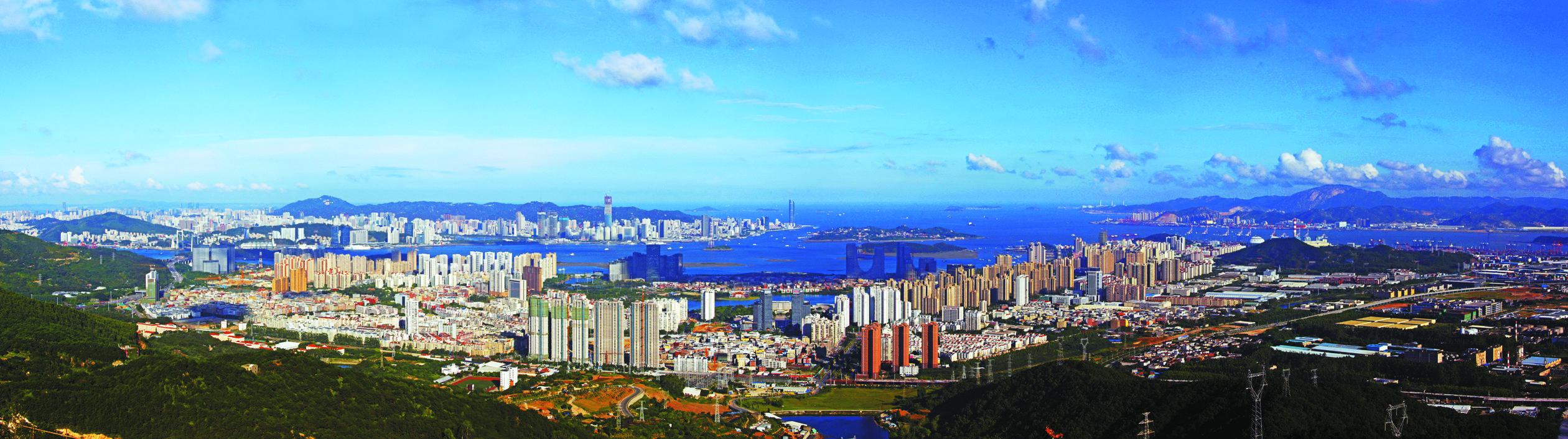 厦门海沧:打造自贸时代改革开放新高地