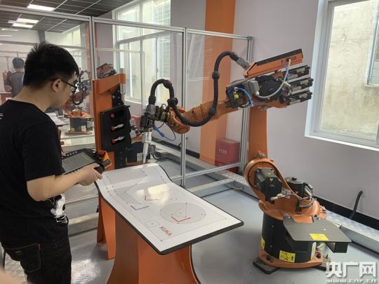 国家特种机器人质检中心:服务智能制造 助力