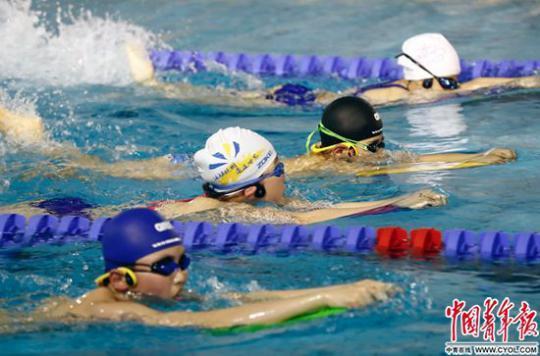 杭州游泳英才辈出的背后